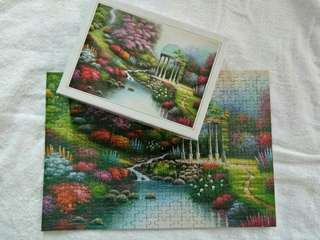 Jigsaw Puzzle (Ready to frame)