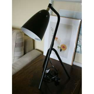 Scandinavian Industrial Chic Desk Table Lamp | Brand New