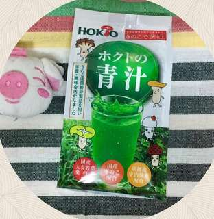 🚚 日本產✴️好菇道HOKTO宇治抹茶青汁