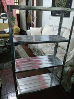 3 Layer Metal Shelves