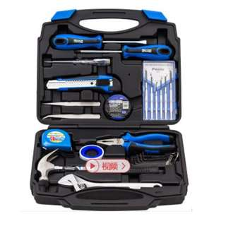 Paola 26-piece High Quality Toolbox Set