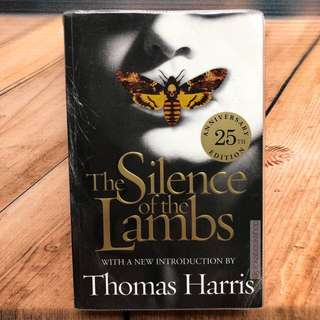 Silence Of The Lambs 25th Anniversary Edition (Hannibal Lecter) - Thomas Harris