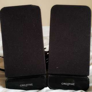 Creative A60 Speakers [Free with purchase of any 5 items]