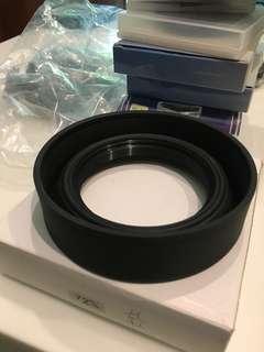 72mm Compact Extendable Lens Hood. Canon, Nikon, Sony.