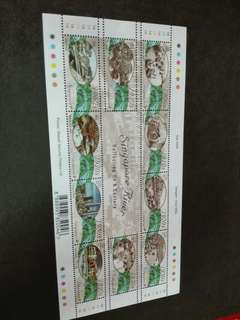 Singapore Stamps Singapore River MS