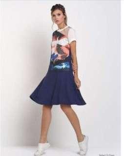 PRELOVED: Plains and Prints dress