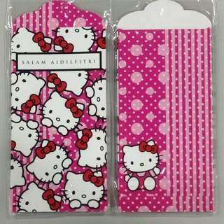 Sampul Raya hello kitty