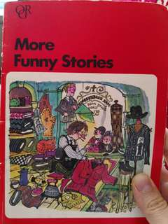 Funny Story book英文故事書