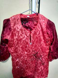 Baju Kurung for girl