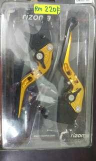 Kawasaki Z800 clutch & brake lever set
