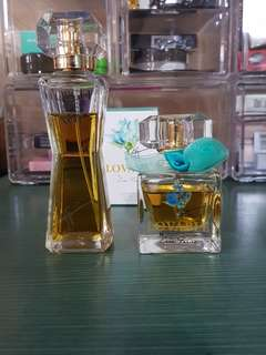 Lovable & Forget Me Not Perfumes by Erra Fazira
