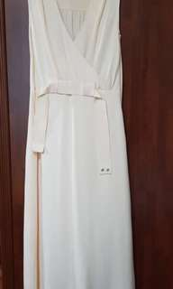 Raoul white dress