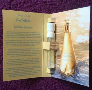 Parfum Davidoff Cool Water Sensual Essence
