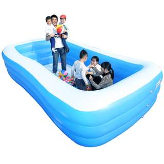 3 Layer Inflatable Pool