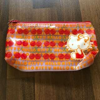 Hello Kitty Multi Purpose Plastic Pouch