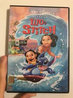 Walt Disney Lilo and Stich