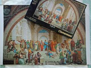 Clementoni Puzzle (Ready to Frame)