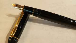 Platinum President fountain pen 18k gold nib