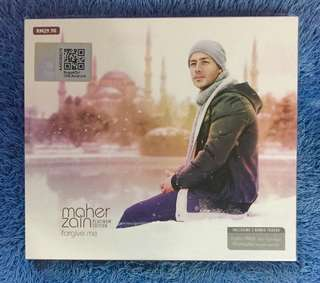 Maher Zain - Forgive Me Platinum Edition CD