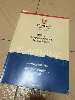 Murdoch uni books