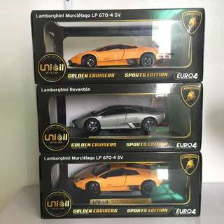 Unioil Golden Cruisers Collectibles