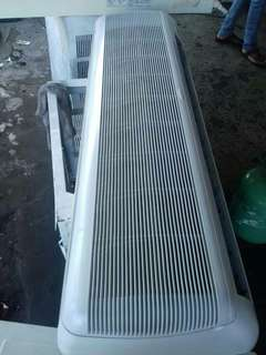Used aircond wall type