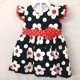Girl Floral Dress SB 029