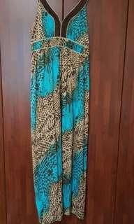 British India dress