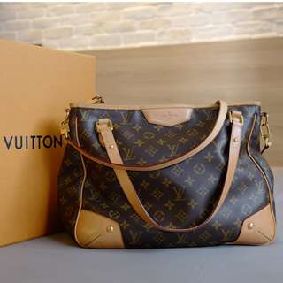 Louis Vuitton bag (Estrela MM Monogram)