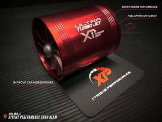 XP ULTRA TURBO JET USA RED EDITION OFFER !