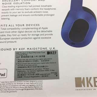 KEF M400,100%新行貨