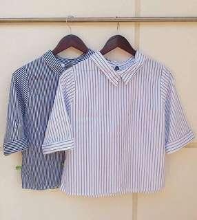 (Brand New) Korean Polo for women / corporate attire / blouse