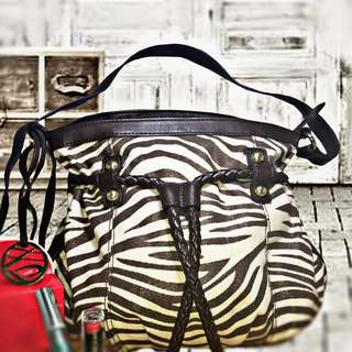 Authentic Print Style and Co. Glam Handbag