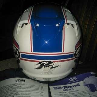 Helmet Arai Ram4 Kevin Schwantz