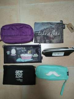 Pencil case clearance