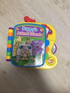Puppy Animal Friends