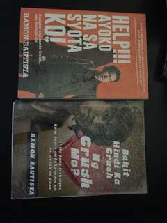 Ramon Bautista's books