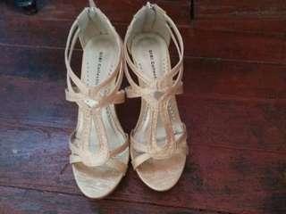 Gibi heels.