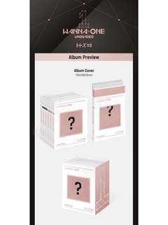 Wanna One 3rd Album [UNDIVIDED] PRE-ORDER