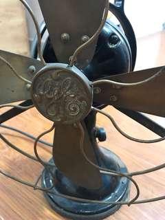 古董通用古董風扇