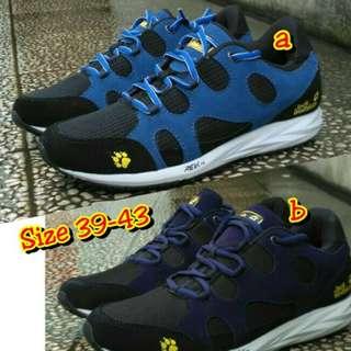 Sepatu sneakers Pria jack wolfskin