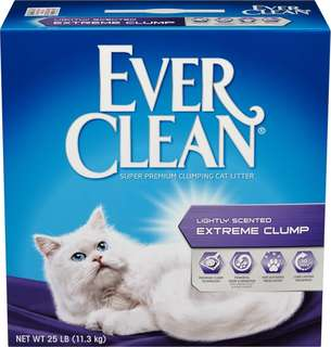 Ever Clean Cat Litter -Lightly-Scented Extreme Clump