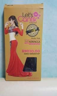 Nur Sajat Bengkung Gold Corset Waist trainer