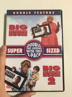 Big momma's house and big momma's house 2