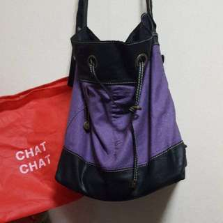 New chat chat bag