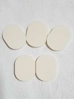 White Foundation BB Makeup Sponge