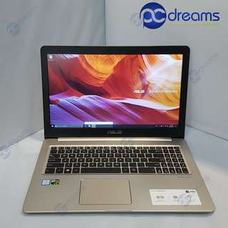 ASUS VIVOBOOK PRO N580VD - DM060T [FACTORY REFRESHED] [PC Dreams Outlet]