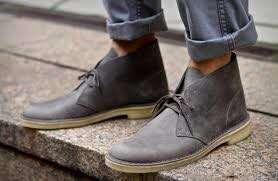 Clark克拉克 Chukka Boots沙漠靴 (皮leather)
