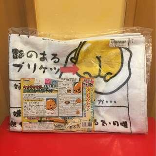 蛋黃哥 大毛巾