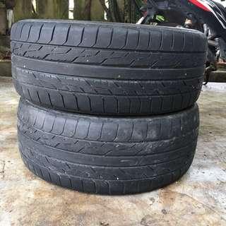 TOYO DRB 205 45 R16 Tyre Second Tayar